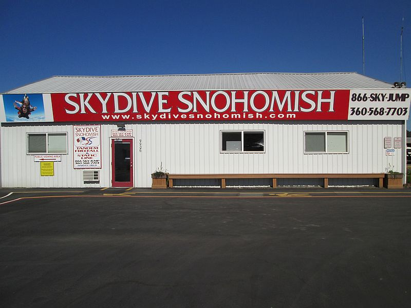 Skydive Snohomish Office